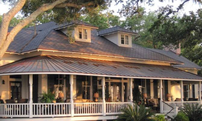 28+ [ one story country house plans with wrap around porch