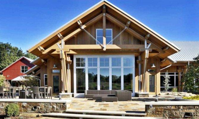 The 25 Best Ideas About Barn Style House Plans On Pinterest on pole barn house design