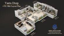 Bhk House Plan