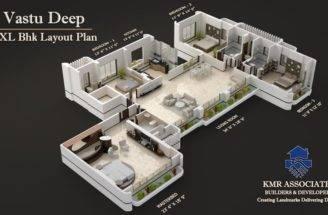 Bhk House Plan