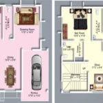 Bhk House Plans Plan