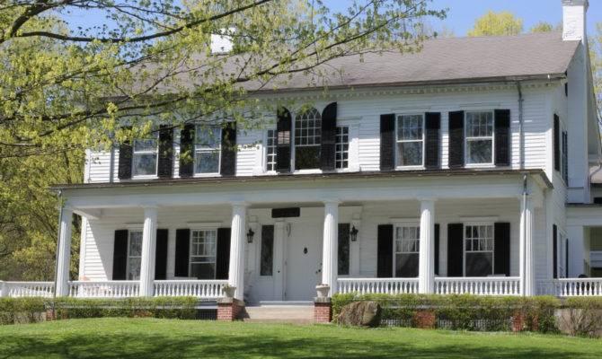 Big Farm Houses Business Home