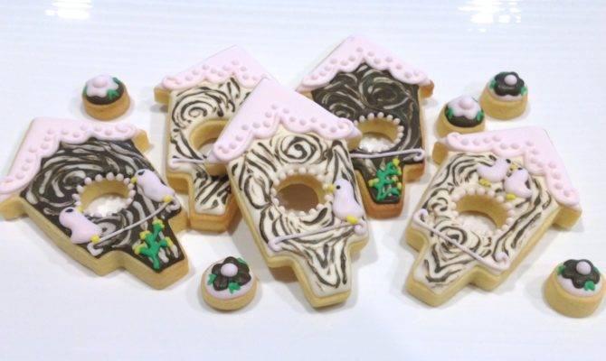 Bird House Cookie Cutter Set Cuttercraft