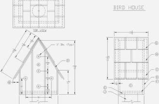 Bird House Patterns