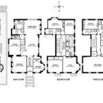 Blueprint Actual House New York Neal