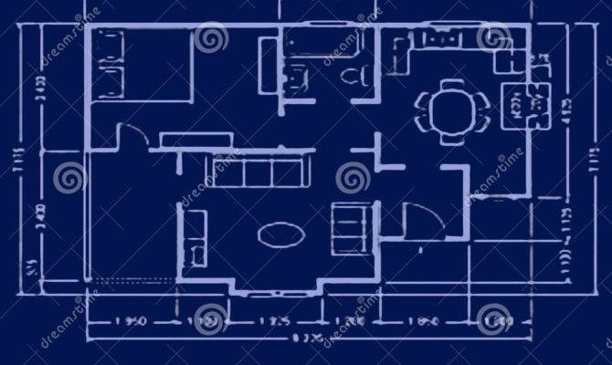 Blueprint Plans. Blueprint House Design. Blueprint House Floor