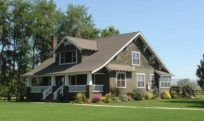 Brick Craftsman Style House Middleton Home Sites