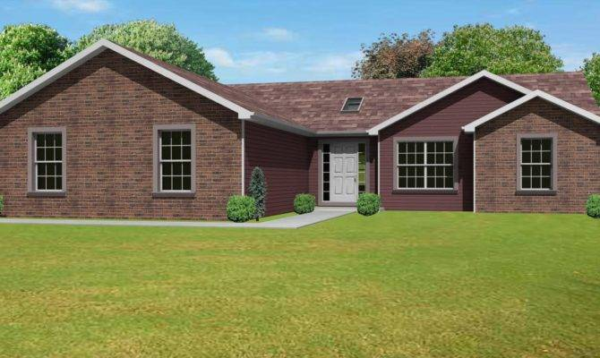 Brick Home Designs Unique House Plans
