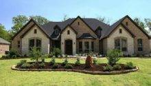 Brick Stone Combinations Homes Stucco Exterior