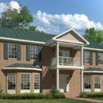 Bridgeport Two Story Style Modular Homes
