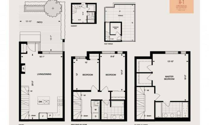 Bridle Path Toronto North York Urbancorp New Homes Floor Plan