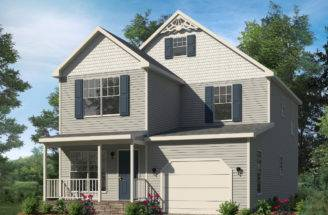 Brighton Two Story Style Modular Homes