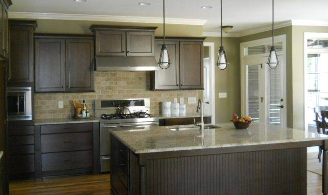 Brilliant New Home Interior Design Kitchens