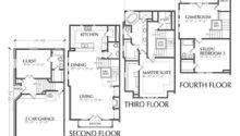 Brownstone Floor Plans