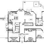 Brownstone Luxury European Home Plan House Plans More