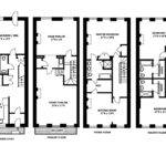 Brownstone Row House Floor Plans Kitchen Inspiration