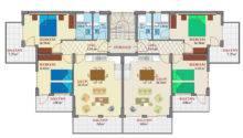 Building Design Ideas Apartment Blueprints