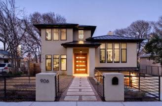 Building Design Ideas Decorator Sales Blueprints Plan Front