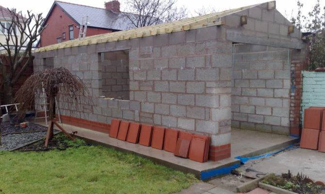 Building Garage Much Homes Gardens