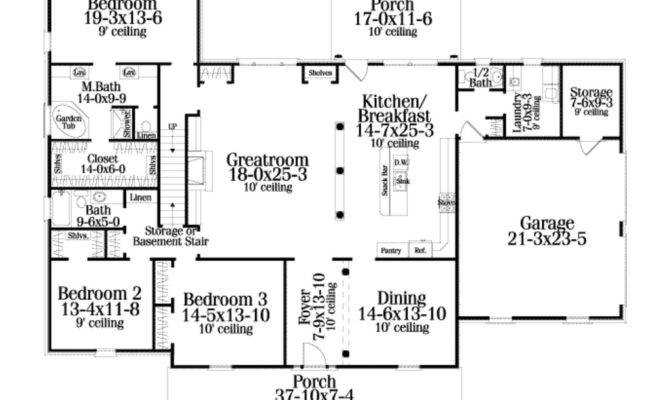 Building Our Dream Home Floor Plans