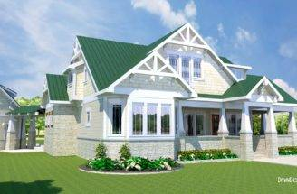Bungalow Design Home
