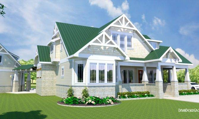Bungalow Design Home