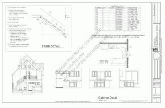 Cabin Plans Joy Studio Design Best