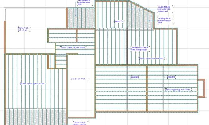 Cadimage Blog Document Mid Floor Framing Plan