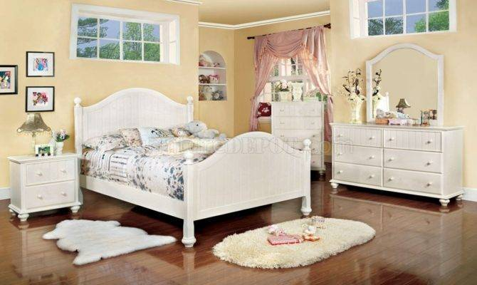 Cape Cod Bedroom White Optional Casegoods Fabs