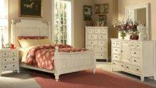 Cape Cod Poster Bed Bedroom Furniture Set Liberty