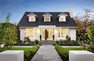 Cape Cod Style Home Classic Homes Pinterest