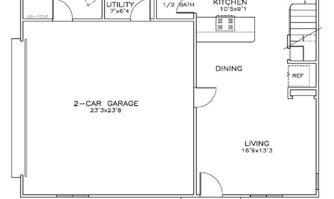 Garage Plans With Apartment One Level 11 Photo Gallery