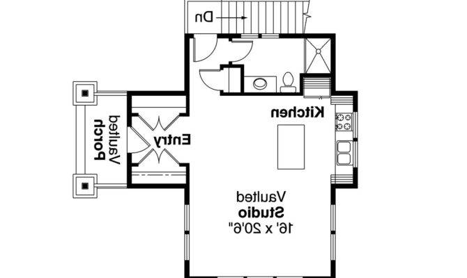 Car Garage Plan Floor
