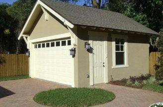 Car Garage Plans Floor Ranch Homes House