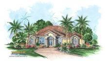 Caribbean Floor Plan Serafina House Weber Design Group