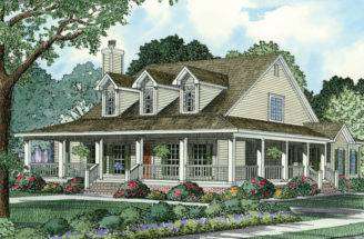 Casalone Ridge Ranch Home Plan House Plans More