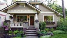 Charming Bungalow Great Landscape Home Pinterest