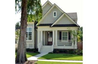 Charming Spacious Hwbdo Craftsman Builderhouseplans