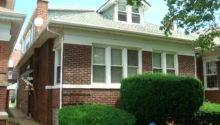 Chicago Real Estate Local Curb Appeal Bungalow Before