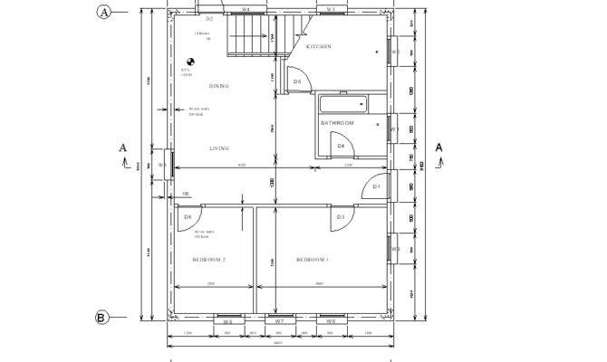 Civil Engineering Drawing Home Concepts Ideas