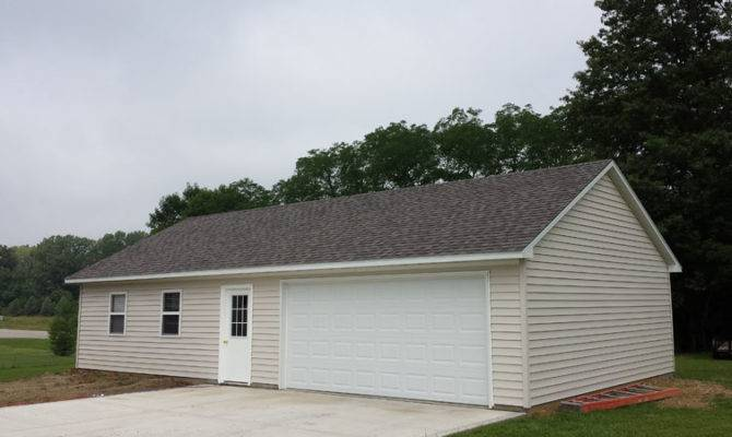 Coach House Garage Marshall Illinois