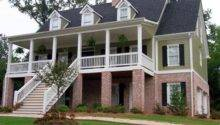 Coastal Country Southern Traditional House Plan