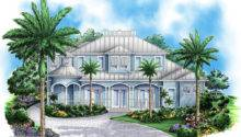Coastal House Plan Sunset Cove Weber Design Group