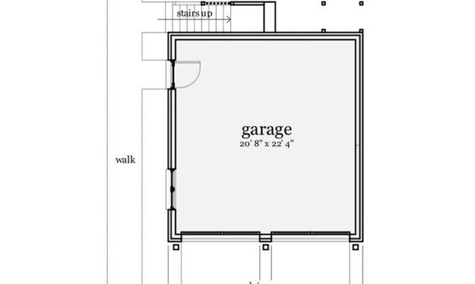 Colonial Garage Plan Two Bay Bedroom Apartment