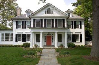 Colonial House Styles Cape Cod Style French
