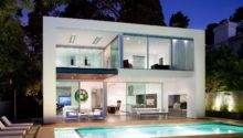 Comfortable Models Modern American Homes Design Pool Idea
