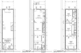 Community Architect Anatomy Baltimore Rowhouse