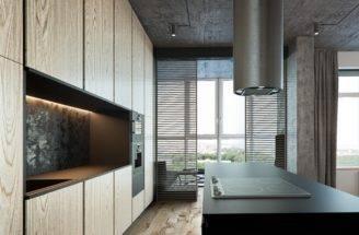 Concrete Lofts Wide Open Floor Plans