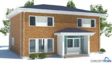 Contemporary House Plans Small Modern