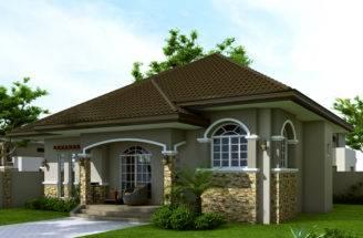Contemporary Single Storey House Plan Home Design